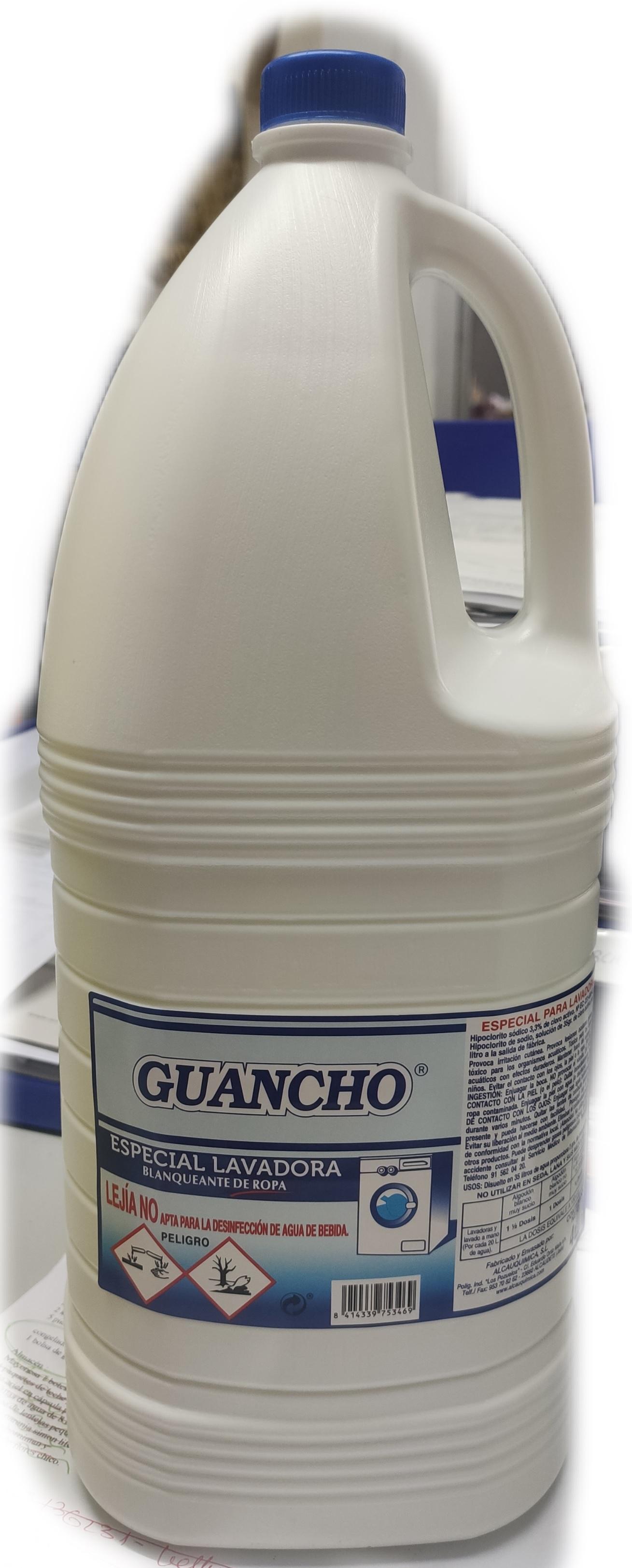 LEJIA BLANCA GUANCHO LAVADORA 4L