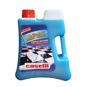 L/SUELO CASELLI AZUL ABRILLANTADOR GARRAFA 1.5L